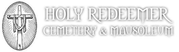 Holy Redeemer Cemetery & Mausoleum Logo